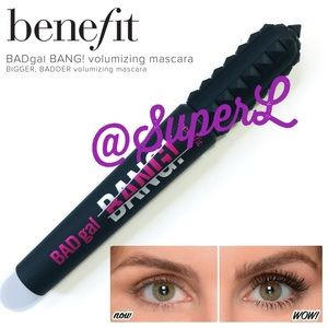 2/$30 NEW Benefit BADgal BANG! volumizing mascara